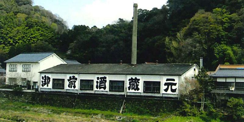日本の蔵を訪ねて