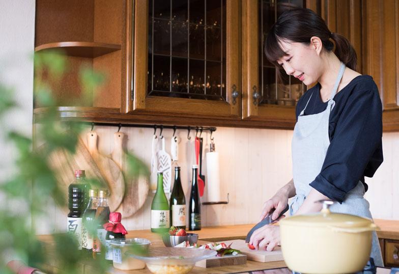 発酵料理研究家の真野遥さん